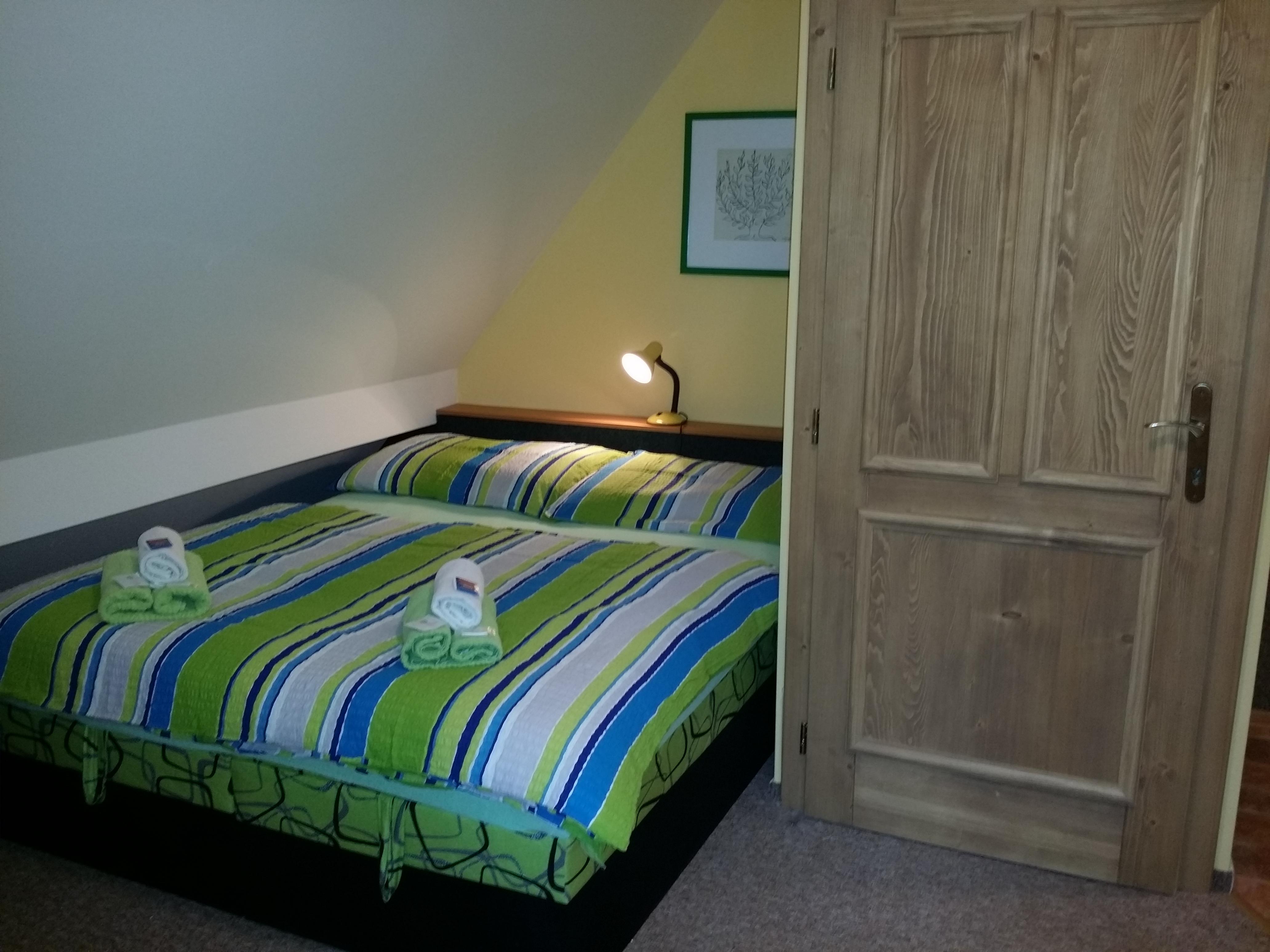 Pokoj č. 4ve 2.patře